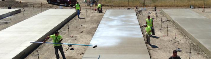 Concrete Construction | Concrete Slabs | Treasure State, Inc. | Belgrade, MT