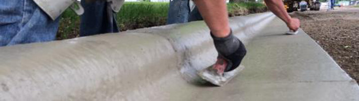 Concrete Construction | Curb and Gutter | Treasure State, Inc. | Belgrade, MT