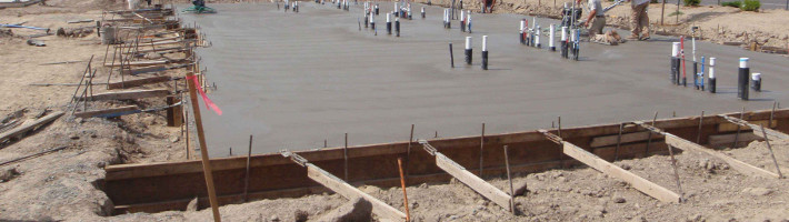 Concrete Construction | Foundations | Treasure State, Inc. | Belgrade, MT