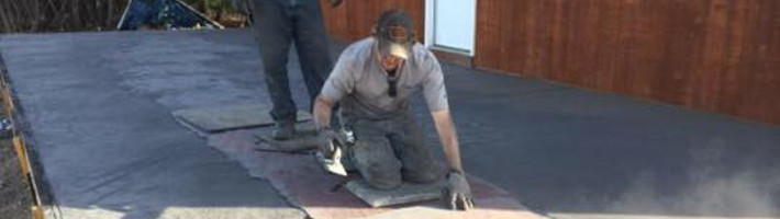Concrete Construction | Patios | Treasure State, Inc. | Belgrade, MT
