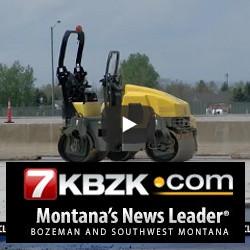 Treasure State Concrete in the News on KBZK Montana