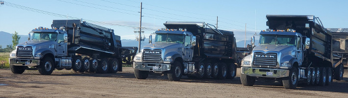 Trucking | Treasure State, Inc. | Belgrade, MT
